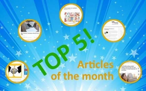 Top5 Articles of the Month on Terminology - May 2016 - | terminology and translation | Scoop.it