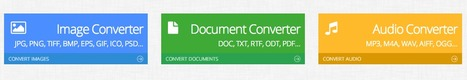 Image, document and audio conversor | Interesting thoughts | Scoop.it