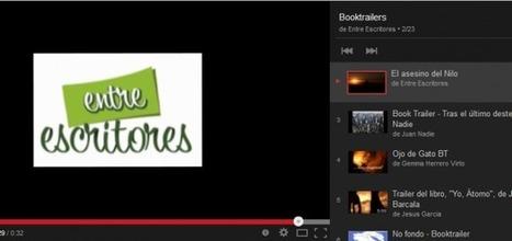 Nuevo servicio para escritores: consigue nuevos lectores con un booktrailer   Entreescritores.com - Podrías ser publicado por una editorial si los lectores apoyan tu obra   Ecommerce, nuevos negocios online, emprendizaje y difusión online   Scoop.it