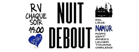 Namur Nuit Debout #4 | menfin utopiste | Scoop.it
