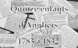 Quinze exposés d'enfants. Angliers (86)   Lulu Sorcière Archive   L'écho d'antan   Scoop.it