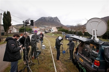 Media circus performs at French 'doomsday' village of Bugarach | Bugarach | Scoop.it