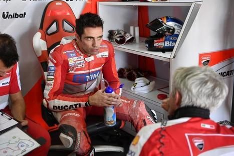 "MotoGP, Pirro: Without winglets the Ducati is more ""physical"" 