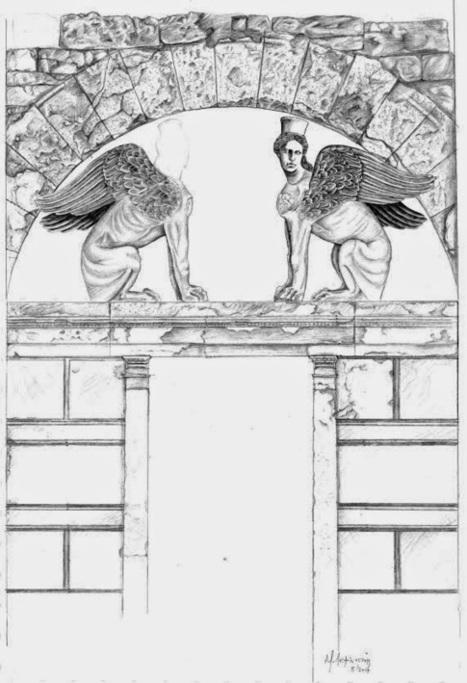 The Archaeology News Network: Amphipolis dig shows no doorway to fourth chamber | Bibliothèque des sciences de l'Antiquité | Scoop.it