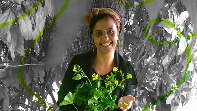 The Woman Refusing to Let Palestine's Farming Roots Die