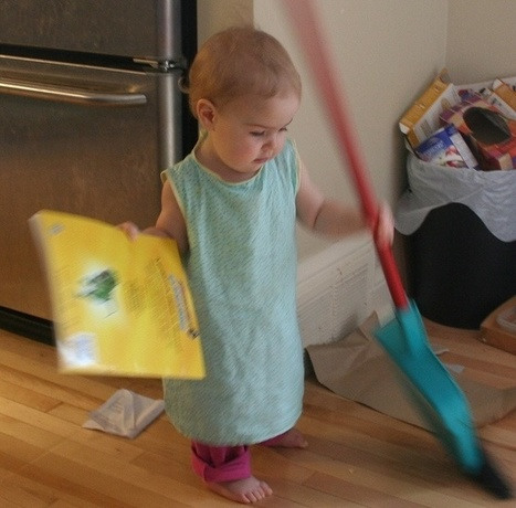 ChoreMonster makes kids 'beg for chores' in exchange for rewards   Anything Mobile   Scoop.it