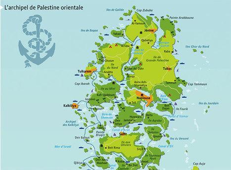 L'archipel de Palestine orientale - Le Monde diplomatique | Quoi de neuf sur le Web en Histoire Géographie ? | Scoop.it