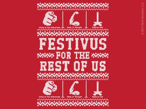 Happy Festivus: 11 things you didn't know about the famous Seinfeld holiday | Winning The Internet | Scoop.it