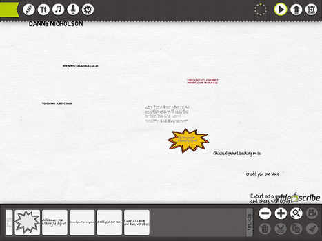 Videoscribe – A Fast Drawing Presentation Creator for iPads | iPads in school | Scoop.it