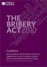 Only half of British businesses vet suppliers for UK Bribery Act compliance | Sustainable Procurement News | Scoop.it