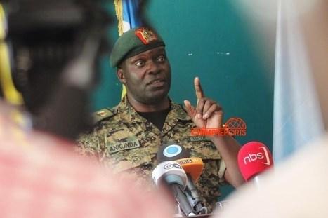 UPDF: No Ugandan Soldier Killed in Somalia Suic