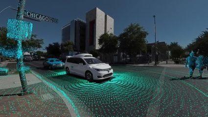 Comment la voiture autonome de google waymo fon comment la voiture autonome de google waymo fonctionne vido immersive 360 technologie et innovation fandeluxe Gallery