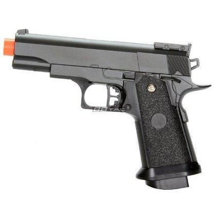 BBTac G10 Airsoft Spring Pistol Full Metal Slid
