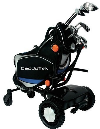 CaddyTrek : le robot Caddie [Golf] | iRobolution | Scoop.it