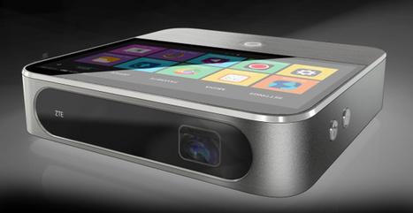 ZTE Smart Projector Is the Next Gen Mobile Proj