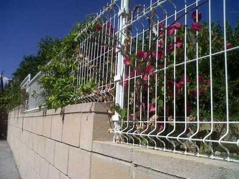 39 jard n 39 in cerramientos met licos vallas cercados for Cerramientos para jardines