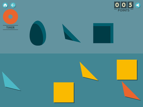Montessori Geometry / Geometry / Elementary School   iPads 1-to-1 in the Elementary Classroom   Scoop.it