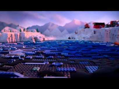 Greenpeace: LEGO — Everything is NOT awesome | Ads of the World™ | Visual & digital texts | Scoop.it