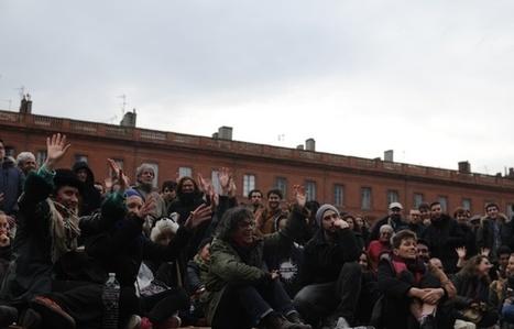 Toulouse: Une #NuitDebout qui prend ses marques et assoit ses principes | International Communication 15M Indignados Occupy | Scoop.it