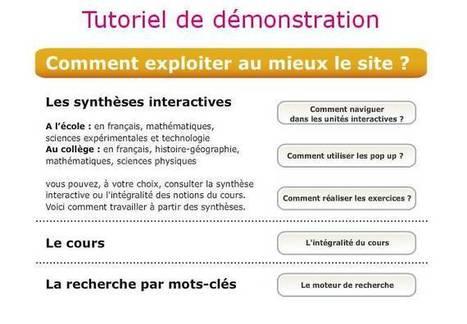 Nouvelle version de Académie en ligne : des cours gratuits | internet et education populaire | Scoop.it