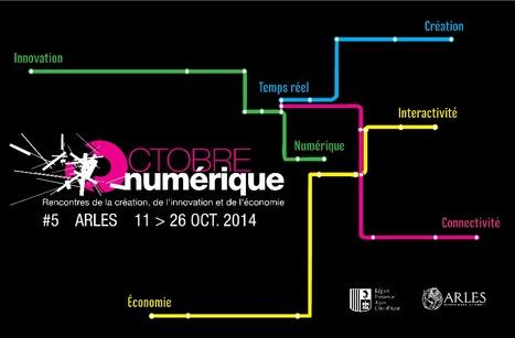 Octobre numérique 2014 - jusqu'au 26 octobre / #festival #mediaart | Digital #MediaArt(s) Numérique(s) | Scoop.it
