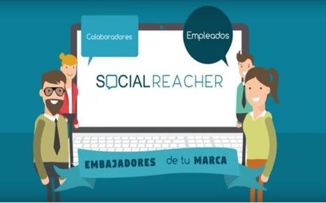 SocialRecaher, donde empresa y empleados trabajan en equipo | Social Media & Actualidad 2.0 | Scoop.it