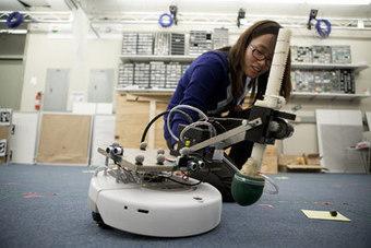 Students demo autonomous robotic systems | Artificial Intelligence and Robotics | Scoop.it