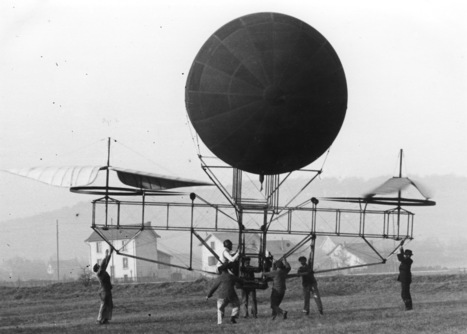 Les incroyables machines volantes du Professeur Oehmichen - 52 mn - Arte TV - 2011   documentaires   Scoop.it