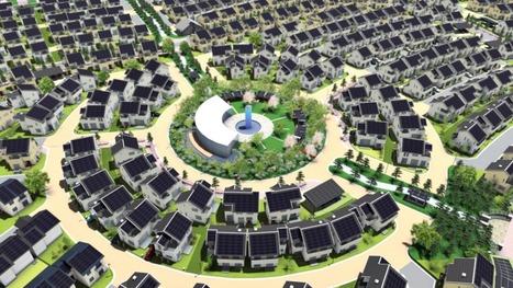 Panasonic développe une ville 100% énergies renouvelables au Japon | Urbanisme | Scoop.it