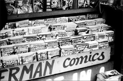 Brevity is The Soul of Wit… And Newsstand Comic Book Sales by Darin Wagner | Comic Books | Scoop.it