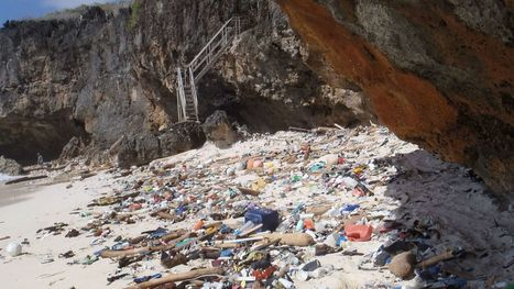Most Ocean Rubbish Ends Up Near Home | Marine Litter | Scoop.it