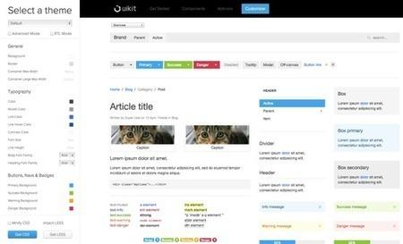 UIkit 2.0, bitcoinprices.js | Javascript | Scoop.it
