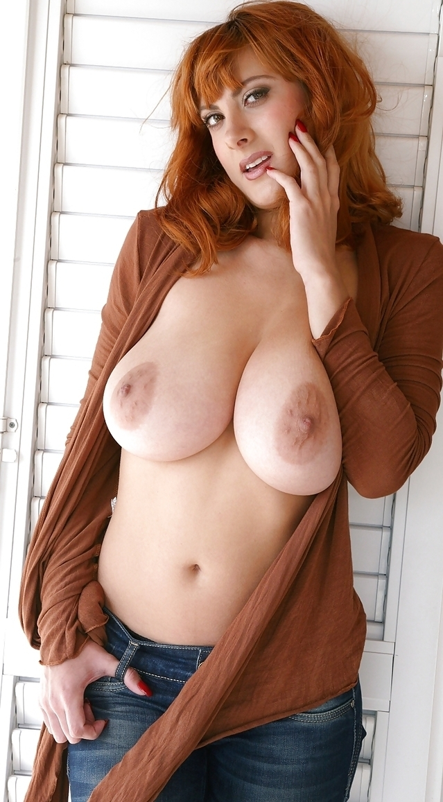 busty-red-hair