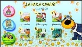 Cuentos en Español | Español. Comprensión auditiva | Scoop.it