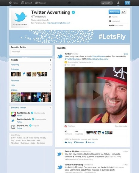 Analyzing The New Twitter Redesign And What It Means For Users | Social Media (network, technology, blog, community, virtual reality, etc...) | Scoop.it