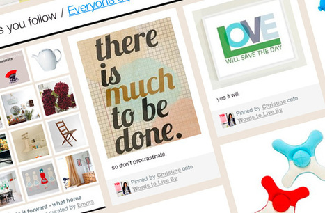 6 Ways To Use Pinterest As A Community Building Tool | Innovation & Marketing | Scoop.it