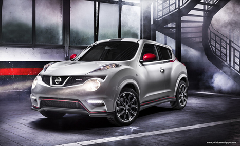 Nissan Juke Nismo 2013 | High Definition Cars Wallpapers | Scoop.it
