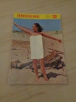Magazines nude sonnenfreunde nudists vintage