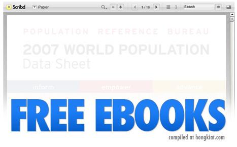 20 Best Websites To Download Free EBooks   Tech in teaching   Scoop.it