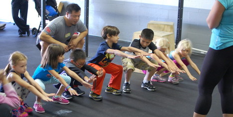 CrossFit For Kids Expands The Fitness Craze To The Toddler Set - Huffington Post | pocket money | Scoop.it