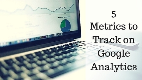 5 Metrics to Track on Google Analytics - Malhar Barai | Quick Social Media | Scoop.it