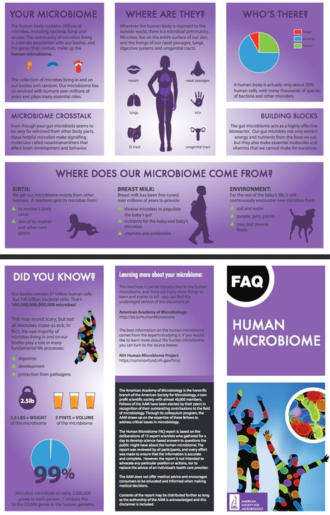 FAQ: Human Microbiome, January 2014 | Microbes Inside | Scoop.it