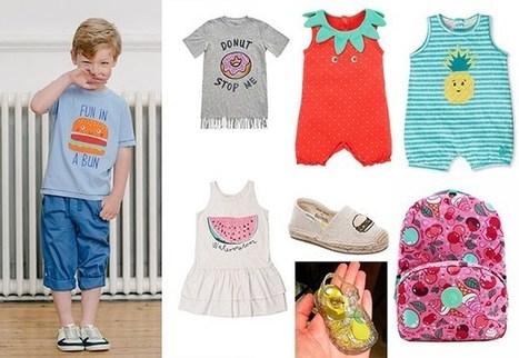 508117d61db8 11 of the best kids  fashion spring summer 2015 trends