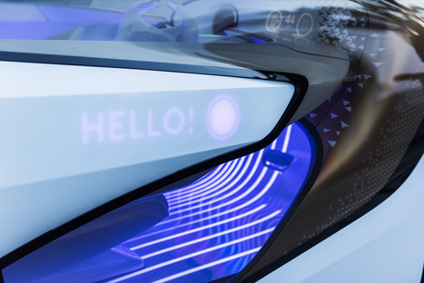 Toyota's Concept-i is a vehicle designed to learn about itsdriver   Heron   Scoop.it