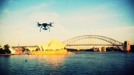 Drone journalism takes off | Rise of the Drones | Scoop.it