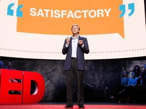 Bill Gates: Los profesores necesitan retroalimentación real   Máster en E-learning. Universidad de Sevilla   Scoop.it