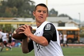 Top QB Prospect Puts OSU in His Top 5 | Ohio State fb recruiting | Scoop.it