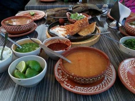 México Es Mágico on Twitter   Delicias de la Comida Prehispanica   Scoop.it