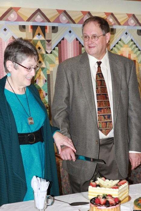 Library Wedding: Couple Marries In Local Public Library (PHOTOS) - Huffington Post | Library Collaboration | Scoop.it