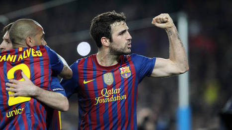 FC Barcelona qualifies for the their fifth consevutive Champions League semifinal | FC Barcelona | FCBarcelona | Scoop.it